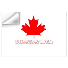 Mississauga, Ontario Wall Decal