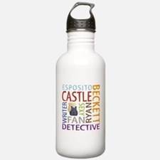 Castle Fan Water Bottle