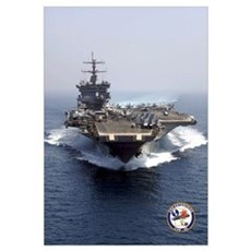 USS Enterprise CVN-65 Canvas Art