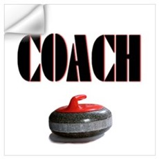 Coach Wall Decal