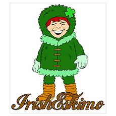 Irish Eskimo Poster