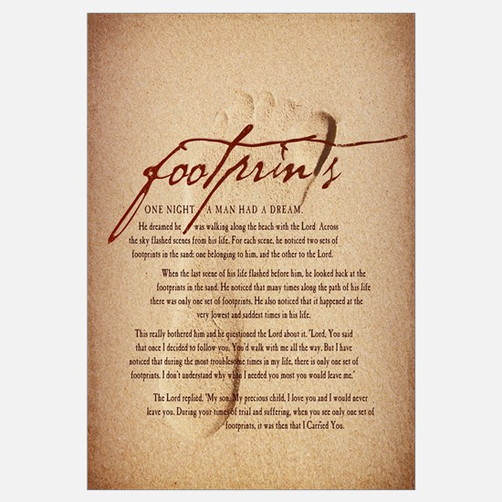 Footprints Artwork Products