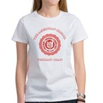 TAS Red Womens T-Shirt