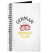 German Drinking Team Journal