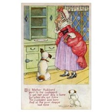 Old Mother Hubbard, #1 Poster
