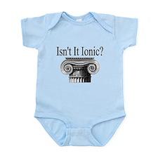 Isn't it Ionic? Infant Bodysuit