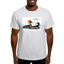 Hooded Mergansers T-Shirt