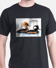 Hooded Mergansers T-Shirt