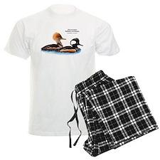 Hooded Mergansers Pajamas