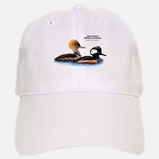 Hooded Mergansers Baseball Baseball Cap