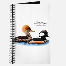 Hooded Mergansers Journal