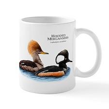 Hooded Mergansers Mug