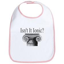 Isn't it Ionic? Bib