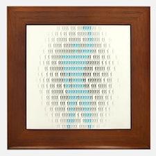 Modulor Man Framed Tile