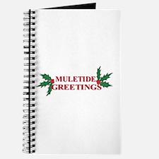 Mule Tide Journal