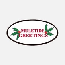 Mule Tide Patches