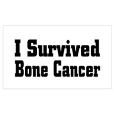 Bone Cancer Poster