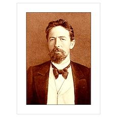 Anton Chekhov Poster