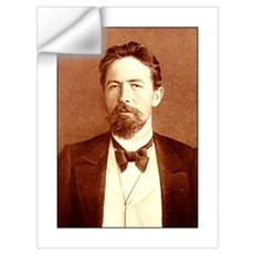Anton Chekhov Wall Decal