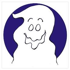 Gherkin Ghost Poster