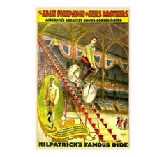 Kilpatrick's Famous Ride Postcards (Package of 8)