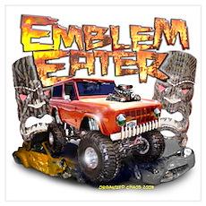 Emblem Eater Poster