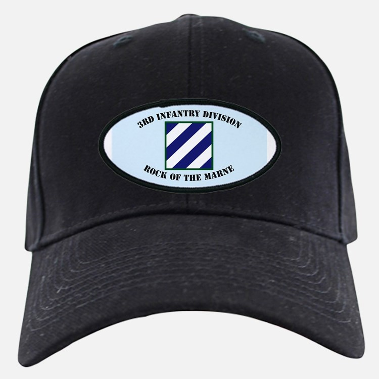 3ID Rock of the Marne (b) Baseball Hat