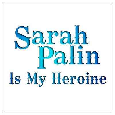 Hero Palin Framed Print