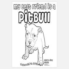My Best Friend Is A Pitbull