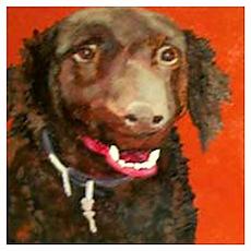 walker hound Poster