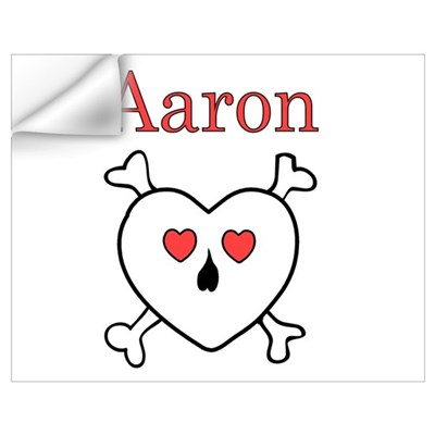 Aaron - Love Pirate Wall Decal