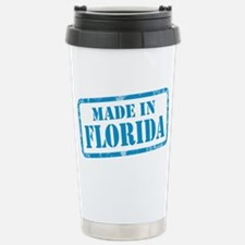 MADE IN FLORIDA Stainless Steel Travel Mug