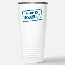 MADE IN KISSIMMEE, FL Stainless Steel Travel Mug