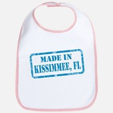 MADE IN KISSIMMEE, FL Bib