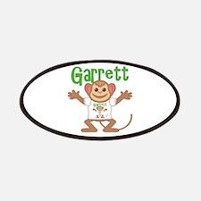 Little Monkey Garrett Patches