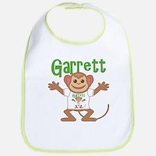 Little Monkey Garrett Bib