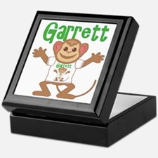 Little Monkey Garrett Keepsake Box