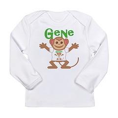 Little Monkey Gene Long Sleeve Infant T-Shirt