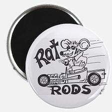 "Aces Ratrod hotrod 2.25"" Dash Magnet (10 pack)"