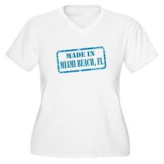 MADE IN MIAMI BEACH, FL T-Shirt