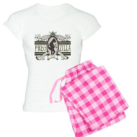 PregZilla Women's Light Pajamas