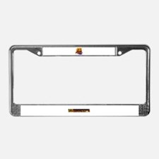 Cute Arizona state sun devils License Plate Frame