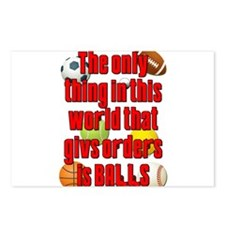 Balls Give Orders Scarface Postcards (Package of 8
