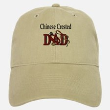 Chinese Crested Dad Baseball Baseball Cap