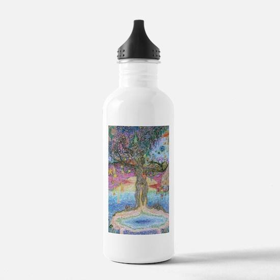 arT Sports Water Bottle