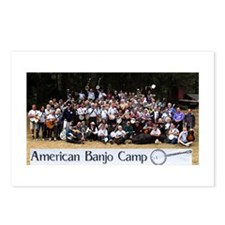 ABC Group Photo Postcards (eight 4x6 cards)