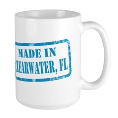 MADE IN CLEARWATER, FL Large Mug