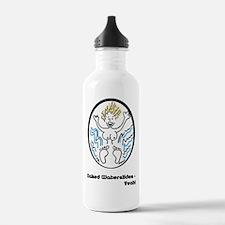 Naked Waterslides - Yeah! Water Bottle
