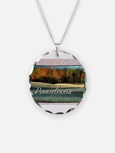 Cute Pennsylvania Necklace
