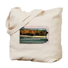 Unique Pennsylvania Tote Bag